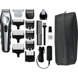 Aparat de tuns barba WAHL 09888-1216, acumulator, 180 min autonomie, negru TNS098881216