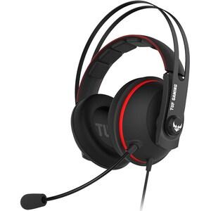 Casti Gaming ASUS TUF Gaming H7 Core, multiplatforma, 3.5mm, negru-rosu CAS90YH01QRB1UA