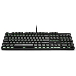 Tastatura Gaming mecanica HP Pavilion 500, Switch Red, Layout US INT, negru TAS3VN40AA