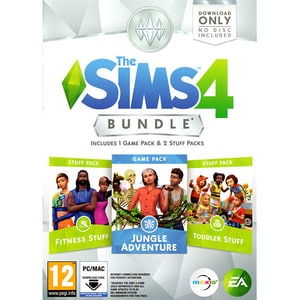 The Sims 4 Bundle 6 (Code in a Box) PC JOCPCSIMS4BDL6