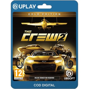 The Crew 2 Gold Edition PC (licenta electronica Uplay) SRVCDM1010116