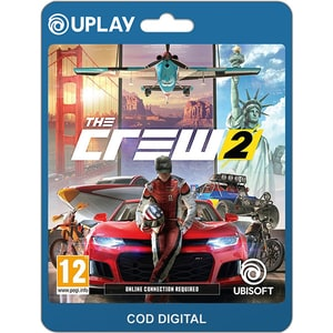 The Crew 2 PC (licenta electronica Uplay) SRVCDM1010114