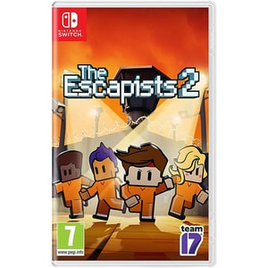 The Escapists 2 - Nintendo Switch JOCNSWESCAPIST2