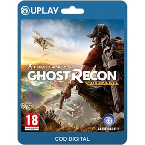 Tom Clancy's Ghost Recon: Wildlands PC (licenta electronica Uplay) SRVCDM1010077