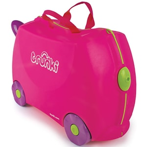Troler copii TRUNKI Trixie, 46 cm, roz VTR0061GB01