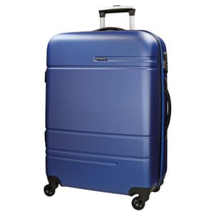 Troler MOVOM Matrix, 69 cm, 4 roti, albastru VTR5379252