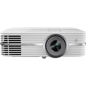 Videoproiector OPTOMA UHD300X, 4K UHD 3840 x 2160p, 2200 lumeni, alb VPRUHD300X