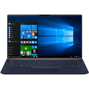 "Laptop ASUS ZenBook 14 UX433FA-A5046T, Intel® Core™ i5-8265U pana la 3.9GHz, 14"" Full HD, 8GB, SSD 256GB, Intel UHD Graphics 620, Windows 10 Home, Royal Blue Metal LAPUX433FAA5046"