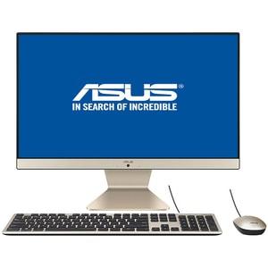"Sistem PC All in One ASUS Vivo V222UAK-BA097D, 21.5"" Full HD, Intel Core i3-8130U pana la 3.4GHz, 8GB, SSD 256GB, Intel UHD Graphics 620, Endless AIOV222UAKA097D"
