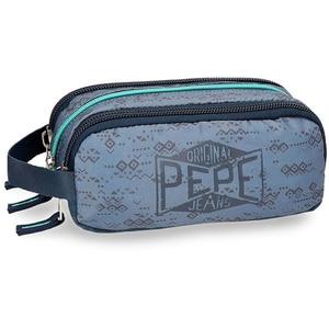 Borseta PEPE JEANS LONDON Pierce 60347.61, albastru VAC6034761