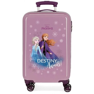 Troler copii DISNEY Frozen Destiny Awaits 25514.61, 55 cm, mov VTR2551461