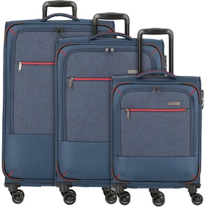Set trolere TRAVELITE Arona SET90249-20, 55-66-77 cm, navy VTRSET9024920