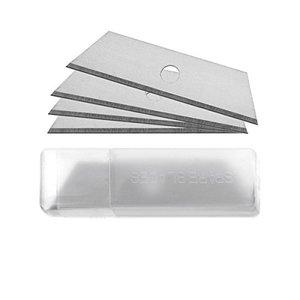 Rezerve cutter WESTCOTT, 18 mm, metal, 10 bucati, argintiu PBBWS840200