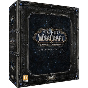 World of Warcraft: Battle for Azeroth Collector's Edition PC JOCPCWOWBACE