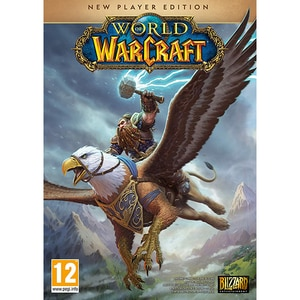 World of Warcraft: New Player Edition (Code in a Box) PC JOCPCWOWNPE