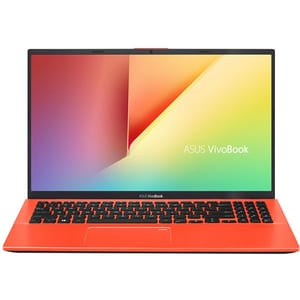 "Laptop ASUS VivoBook 15 X512FA-EJ925, Intel Core i3-8145U pana la 3.9GHz, 15.6"" Full HD, 4GB, SSD 256GB, Intel UHD Graphics 620, Free Dos, Coral Crush LAPX512FAEJ925"