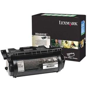 Toner LEXMARK XL X644H11E CTG X64XE Return Program, negru CSMX644H11E