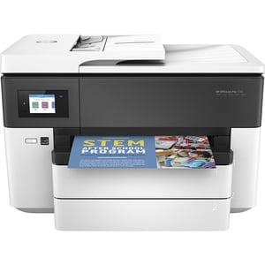 Multifunctional inkjet color HP OfficeJet Pro 7730 Wide Format All-in-One, A3, USB, Retea, Wi-Fi, Fax MLTY0S19A