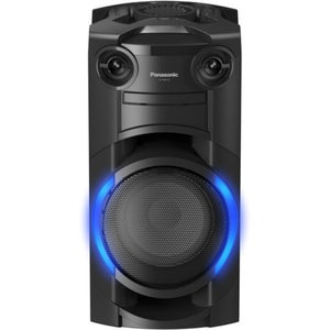 Sistem audio PANASONIC SC-TMAX10, 300W, Bluetooth, USB, CD, Radio FM, Full Karaoke, negru MINTMAX10