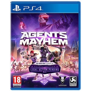 Agents of Mayhem Day One Edition PS4 JOCPS4AOMD1E
