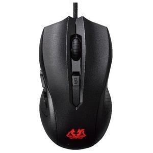Mouse Gaming ASUS Cerberus, 2500 dpi, negru CSA90YH00Q1BAUA