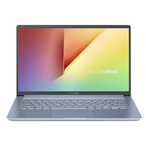 "Laptop ASUS VivoBook 14 X403FA-EB021, Intel Core i5-8265U pana la 3.9GHz, 14"" Full HD, 8GB, SSD 512GB, Intel UHD Graphics 620, Endless, Silver Blue LAPX403FAEB021"