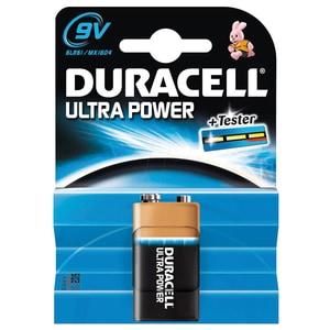 Baterie DURACELL 9V Ultra Power, 1 bucata BATDURULTRA9V