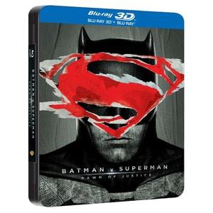Batman vs. Superman: Zorii dreptatii Blu-ray 3D BD-3DBATVSUPZOR