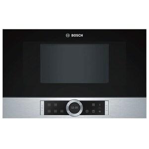 Cuptor cu microunde incorporabil BOSCH BFL634GS1, 21l, 900W, negru-argintiu CPMBFL634GS1