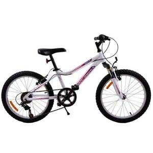 "Bicicleta copii Omega Angle 20"" BCLANGLE20ALB"