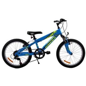 "Bicicleta copii Omega Gerald, 20"", albastru BCLGERALD20ALBA"
