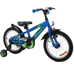"Bicicleta copii Omega Gerald 2018, 16"", albastru BCLGERALD16AB"
