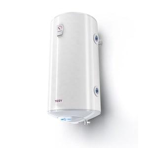 Boiler termo-electric vertical TESY BiLight cu 1 serpentina GCVS 1004420 B11 TSR, 100l, 2000W, 8 bar, alb BLRGCVS1004420B