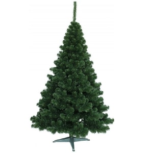 Brad artificial BRAZIDELUX Aspen, 220 cm, verde BRDCLASICLUX220