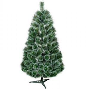 Brad artificial BRAZIDELUX Atlanta, 150 cm, verde-alb BRDPLATLANTA150