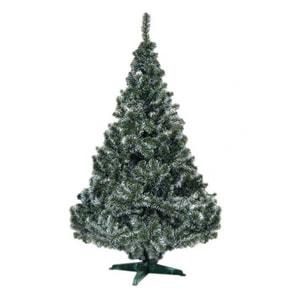 Brad artificial BRAZIDELUX Colorado, 120 cm, verde-alb BRDBA15120