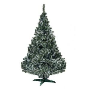 Brad artificial BRAZIDELUX Colorado, 250 cm, verde-alb BRDBA15250