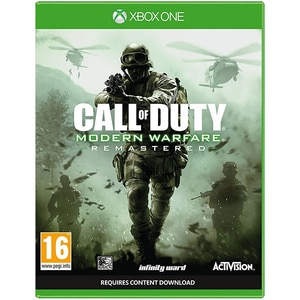 Call of Duty: Modern Warfare Remastered Xbox One JOCXONECODMWRM