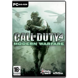 Call of Duty 4: Modern Warfare PC JOCPCCALLD4