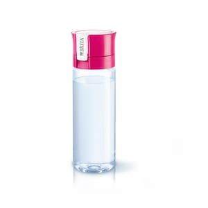 Sticla filtranta BRITA Fill&Go Vital BR1020102, 0.6l, roz-transparent CANBR1020102