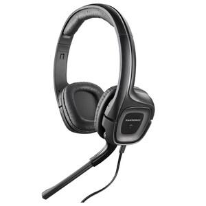 Casti PC PLANTRONICS Audio 355, 3.5mm, negru CASAUDIO355