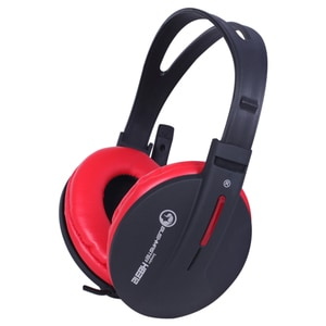 Casti Gaming MARVO H8312, stereo, 3.5mm, negru-rosu CASMRVH8312