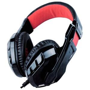 Casti Gaming MARVO H8329, stereo, 3.5mm, negru-rosu CASMRVH8629
