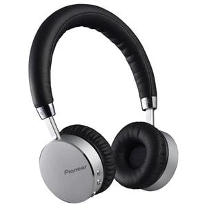 Casti PIONEER SE-MJ561BT-S, Bluetooth, NFC, On-Ear, Microfon, negru CASSE-MJ561BT-S