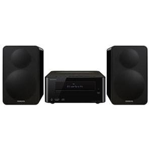 Minisistem audio ONKYO CS-265 B 40W, Bluetooth, USB, CD, Radio FM, negru MINCS-265B