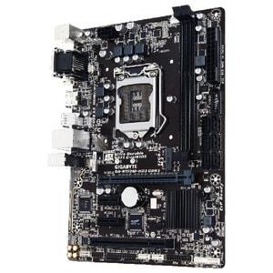 Placa de baza GIGABYTE GA-B150M-HD3 DDR3, socket 1151, 2xDDR3, 6xSATA3, mATX CSAB150MHD3D3