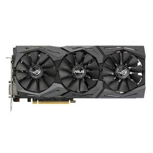 Placa video ASUS  NVIDIA GeForce GTX 1070 STRIX, 8GB GDDR5, 256bit, STRIX-GTX1070-8G-GAMING CSASTRIX1070GAM