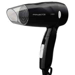 Uscator de par ROWENTA Pocket Dry CV1510F0, 1400W, 2 viteze, 2 trepte temperatura, negru USCCV1510F0