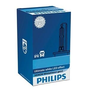 Bec auto Xenon PHILIPS D1S WhiteVision gen2 AUT85415WHV2C1