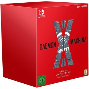 Daemon X Machina Orbital Limited Edition - Nintendo Switch JOCNSWDEMONXLE